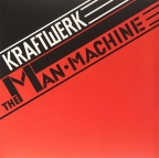 THE MAN MACHINE [VINYL]